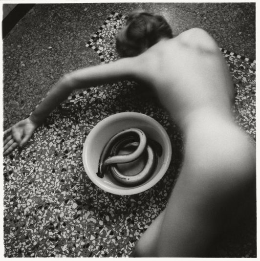 3Francesca Woodman, From Eel series, Venice, Italy, 1978